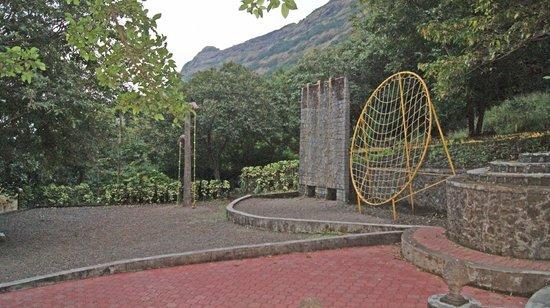 Girivan: Mountain view park
