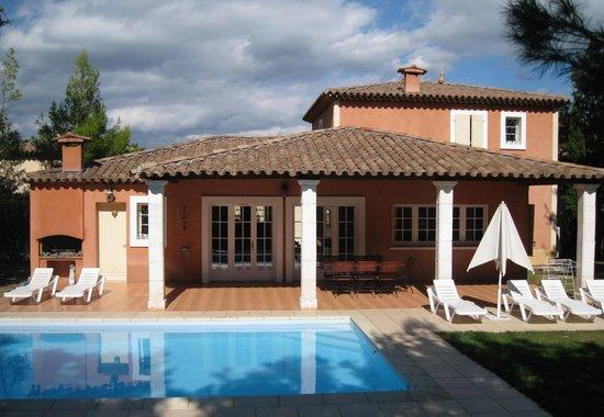 Lagrange Prestige Domaine de Fayence: Villa 10/12 personnes n°522