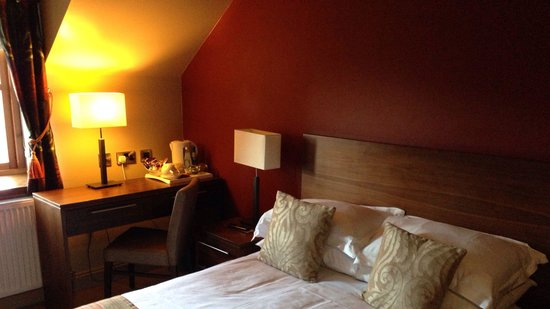 The Old Mill Inn : Double ensuite room