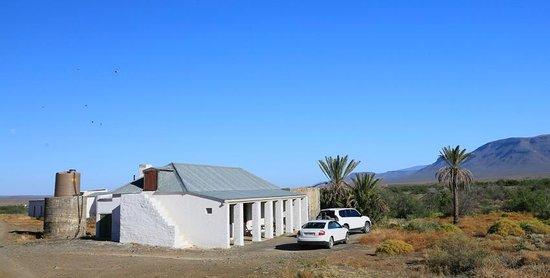 Tankwa Karoo National Park: DeZyfer Cottage