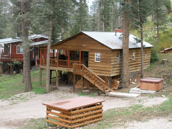 Mountain Air Cabins: Bristle Pine Cabin