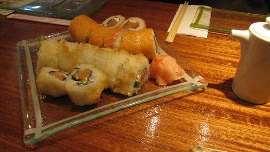 Wasabi Resto Sushibar: wasabi restaurant