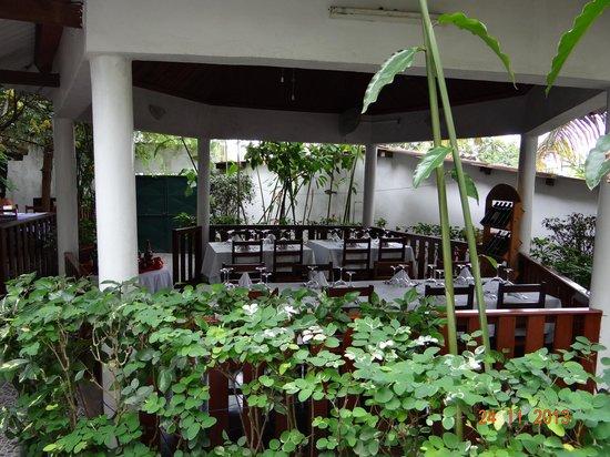 Restaurant Celvas: Tavoli
