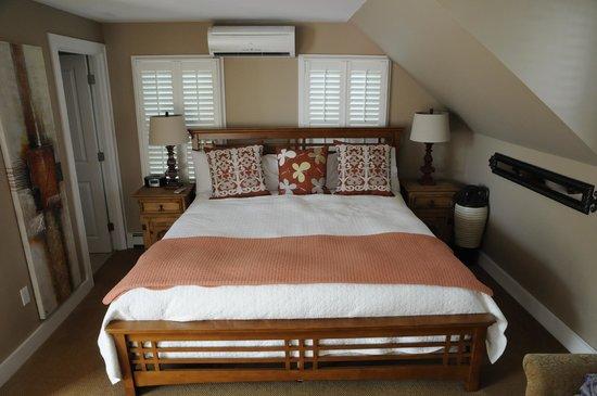 Carpe Diem Guesthouse & Spa: Zimmer