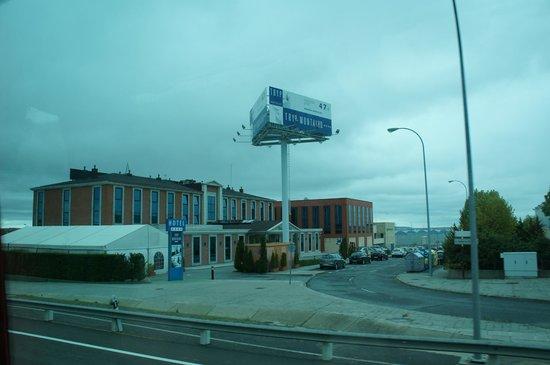 Tryp Salamanca Montalvo