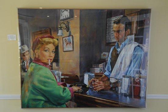 Carpe Diem Guesthouse & Spa: Bild im Frühstückraum