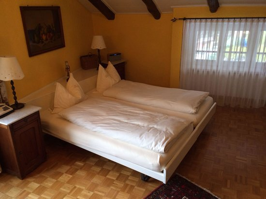 Hotel Villa Carona: Zimmer 33