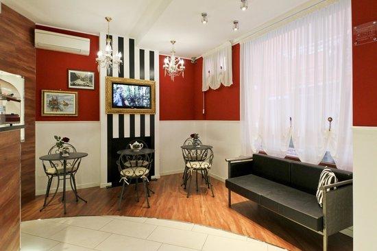 Residence Eleonora: Sala Colazioni