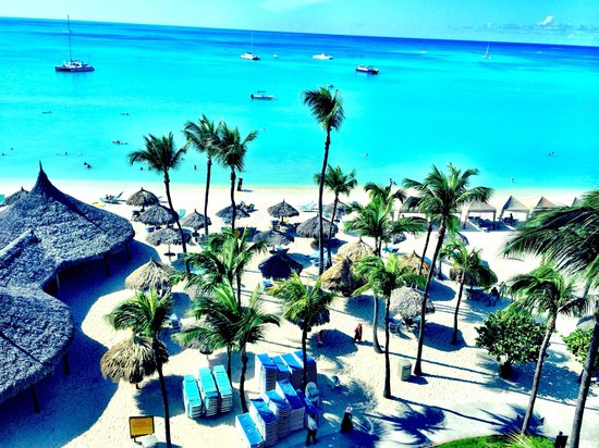 Hyatt Regency Aruba Resort and Casino: Room view