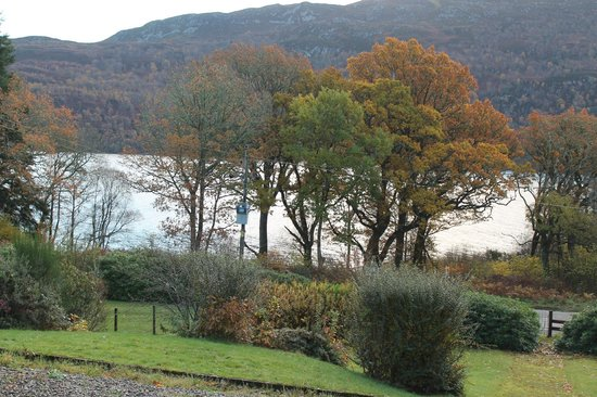 Loch Ness Highland Cottage B&B : Extraordinaria vista
