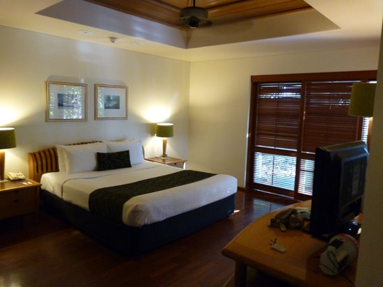 Green Island Resort: Nice Room