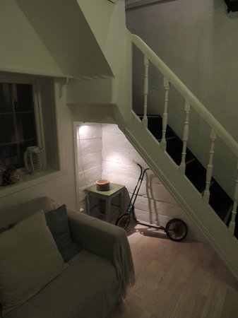 Bergen Apartments : Staircase