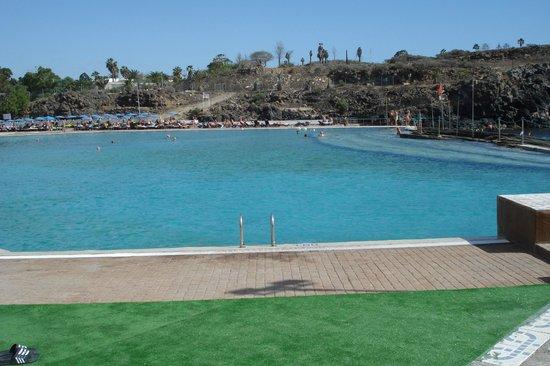Annapurna Hotel Tenerife: Pool area