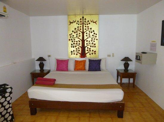 Paradise Resort Phi Phi: the room