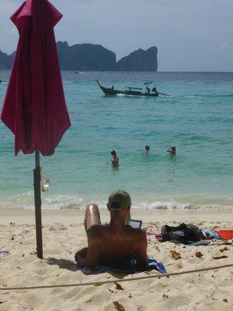 Paradise Resort Phi Phi: the great beach