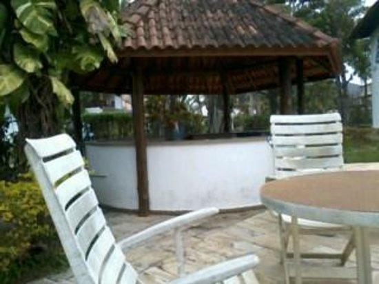 Hotel Porto do Eixo: BAR DA PISCINA