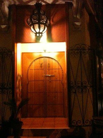 La Casbah: la porte marocaine