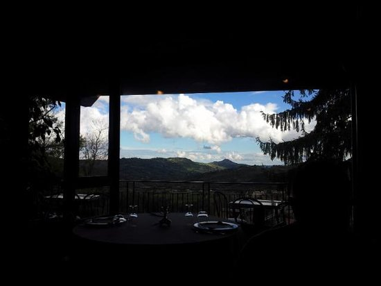 Novidra Resort & Spa: vista ristorante