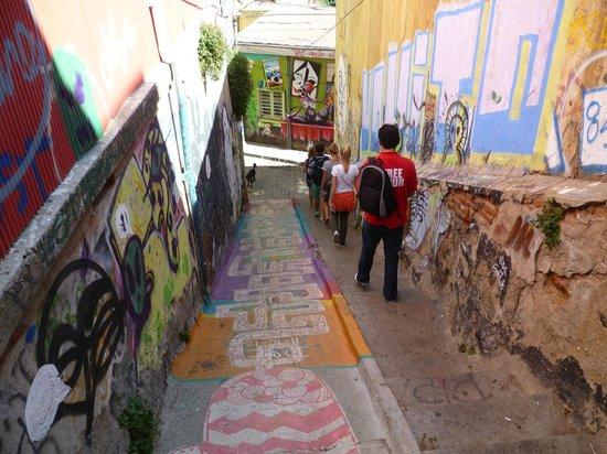Free Tour Valparaiso