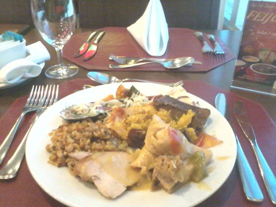 Holiday Inn Manaus : Good food