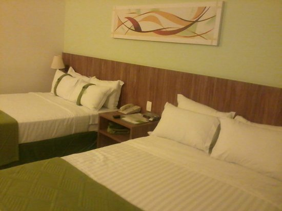 Holiday Inn Manaus: Room with 2 beds - Standard