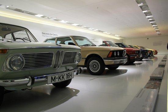 Bmw Museum Tripadvisor >> La serie uno - Foto di Museo BMW, Monaco di Baviera - TripAdvisor