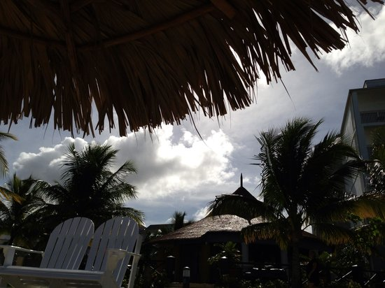 Secrets St. James Montego Bay: Beach view
