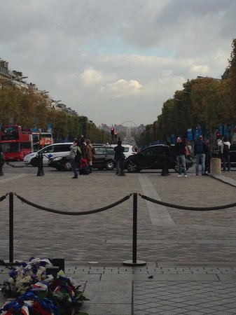 Elysees Ceramic Hotel : Champs Elysées