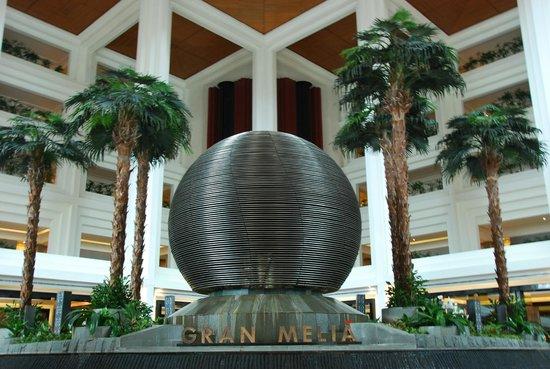 Gran Melia Jakarta: The interior