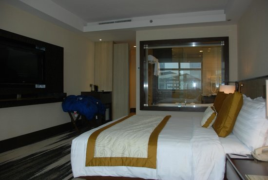 Gran Melia Jakarta : Beautiful double room