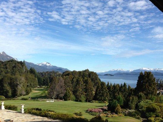 Llao Llao Hotel and Resort, Golf-Spa: vistas