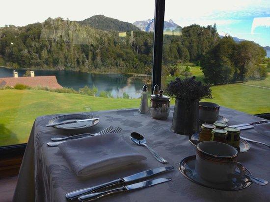 Llao Llao Hotel and Resort, Golf-Spa: Desayuno