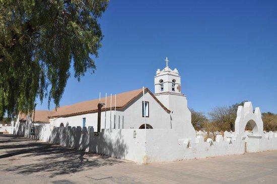 Parina Atacama Apart Hotel: Iglesia Catedral de S. Pedro