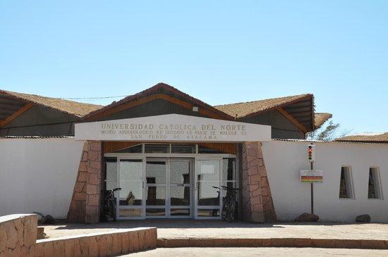 Parina Atacama Apart Hotel: Museo Arqueologico