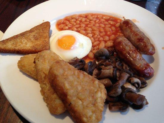 Mercure St Albans Noke Hotel: Breakfast