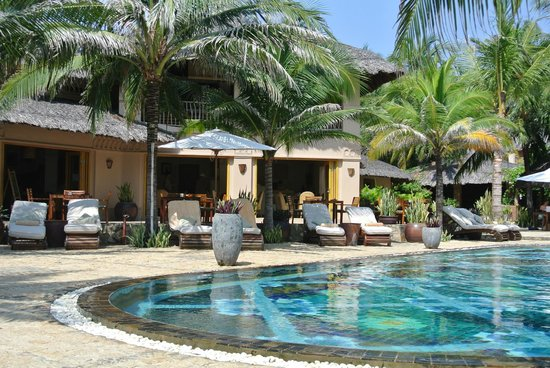 Mia Resort Mui Ne: Beautiful pool area