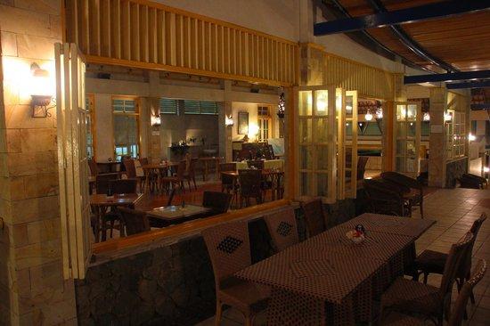 Hotel Deli River : een gezellig en uitnodigend restaurant