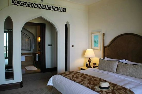 Shangri-La Hotel, Qaryat Al Beri, Abu Dhabi : Room overview