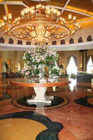 Shangri-La Hotel, Qaryat Al Beri, Abu Dhabi : Lobby