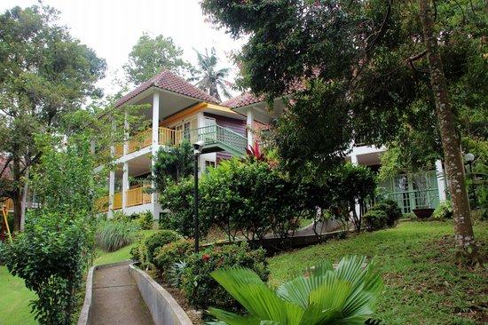 Hotel Deli River : prachtige cottages