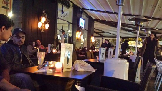 Le Charlot: A good place for people watching!