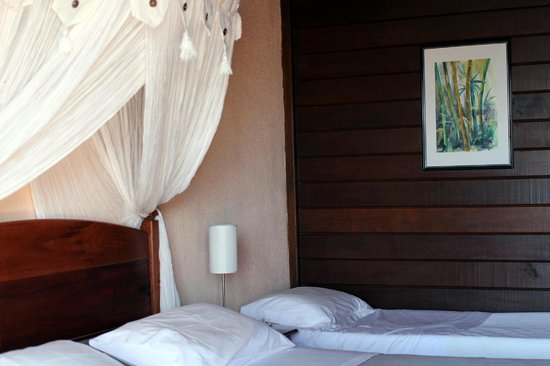 Pousada Tagomago Beach Lodge: Room