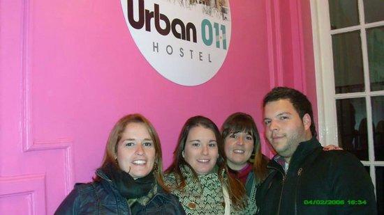 Urban 011: Entrada