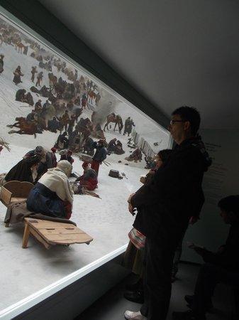 Bourbaki Panorama: museu