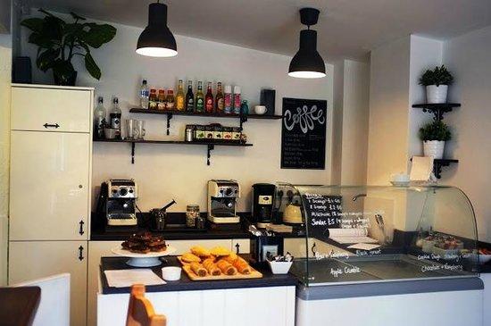 Teatime Collective: Cafe Inside