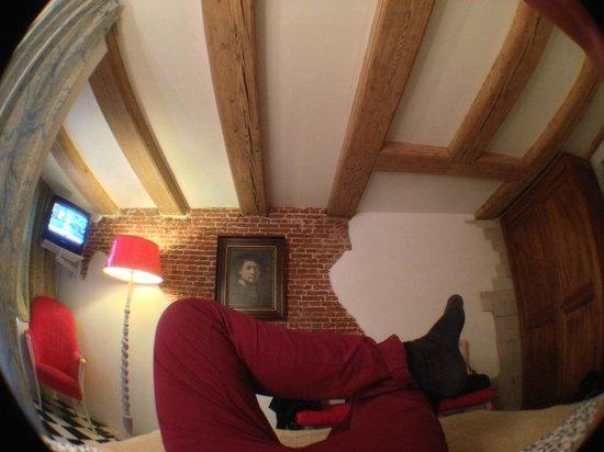 Truelove Guesthouse: decoração simpática.