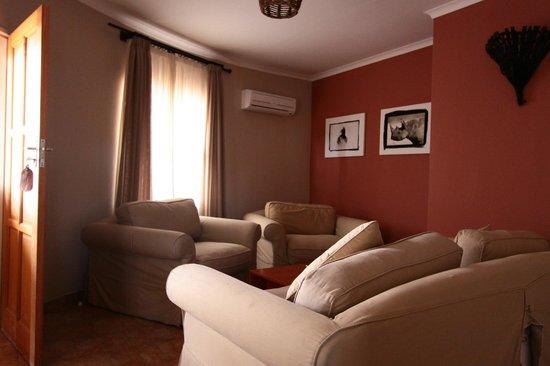 Halali Resort: salon