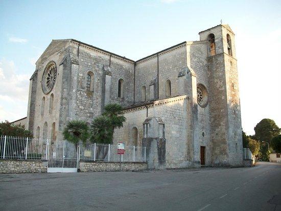 Manoppello, Itália: Abbazia Di Santa Maria Arabona