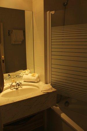 Le Gue du Holme: il bagno
