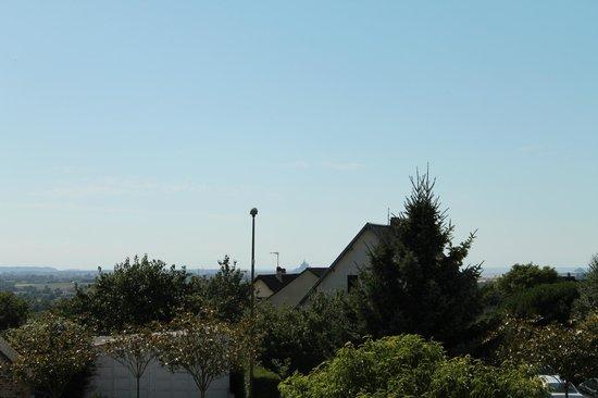 Le Gue du Holme: La vista dall'hotel